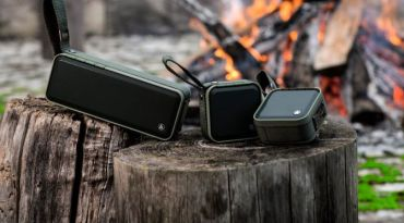 "Hama präsentiert den Outdoor-Bluetooth-Lautsprecher ""Soldier"""