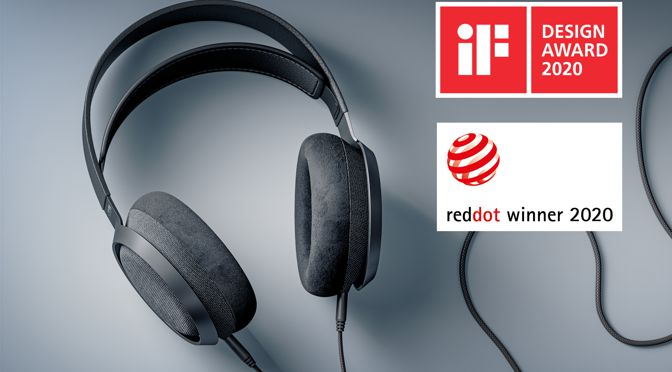 Philips TV & Sound gewinnt sieben Red Dot Awards