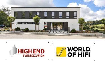 Verschiebung der Termine von HIGH END SWISS und WORLD OF HIFI