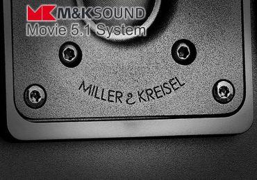 Hardwaretest: Miller & Kreisel Movie 5.1 System – großartiges Heimkino selbst auf engstem Raum