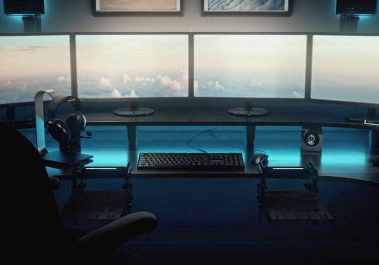 THRUSTMASTER startet die Markteinführung seiner TCA (Thrustmaster Civil Aviation)-Produktfamilie mit Airbus-Lizenz