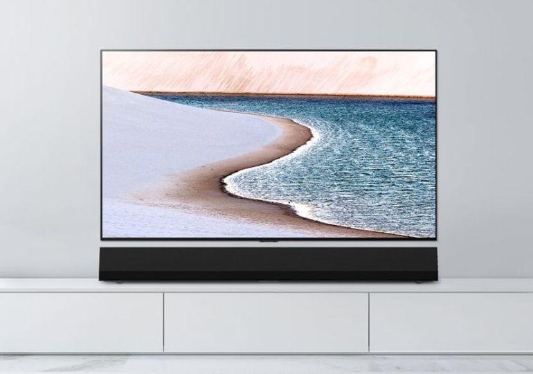 Neue GX Soundbar von LG bietet erstklassigen Klang als ideale Audiobegleitung für die GX OLED-TVs