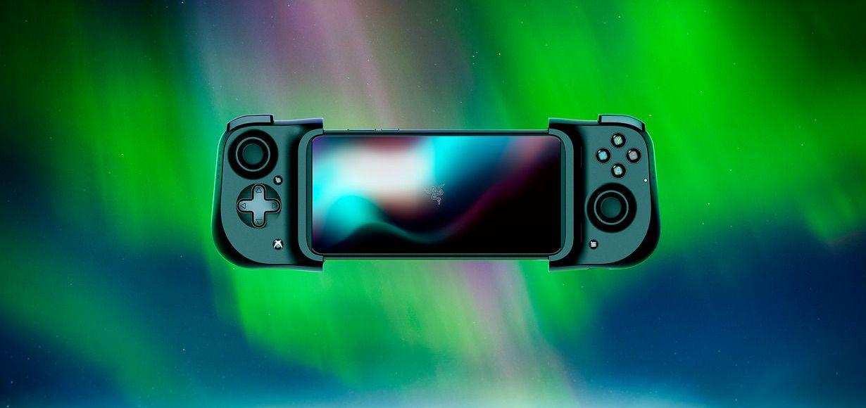 RAZER KISHI UNIVERSAL MOBILE GAMING CONTROLLER für ANDROID und Xbox Games Pass verfügbar