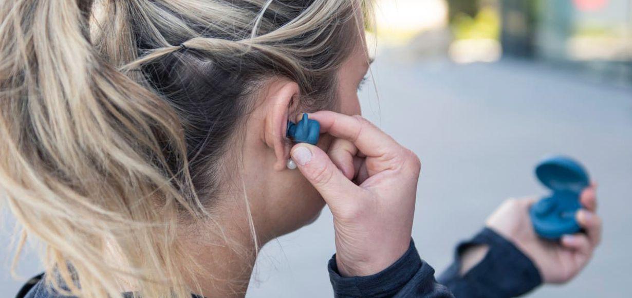 """Kabellose Freiheit mit Hama -  True-Wireless-Kopfhörer """"LiberoBuds"""""""