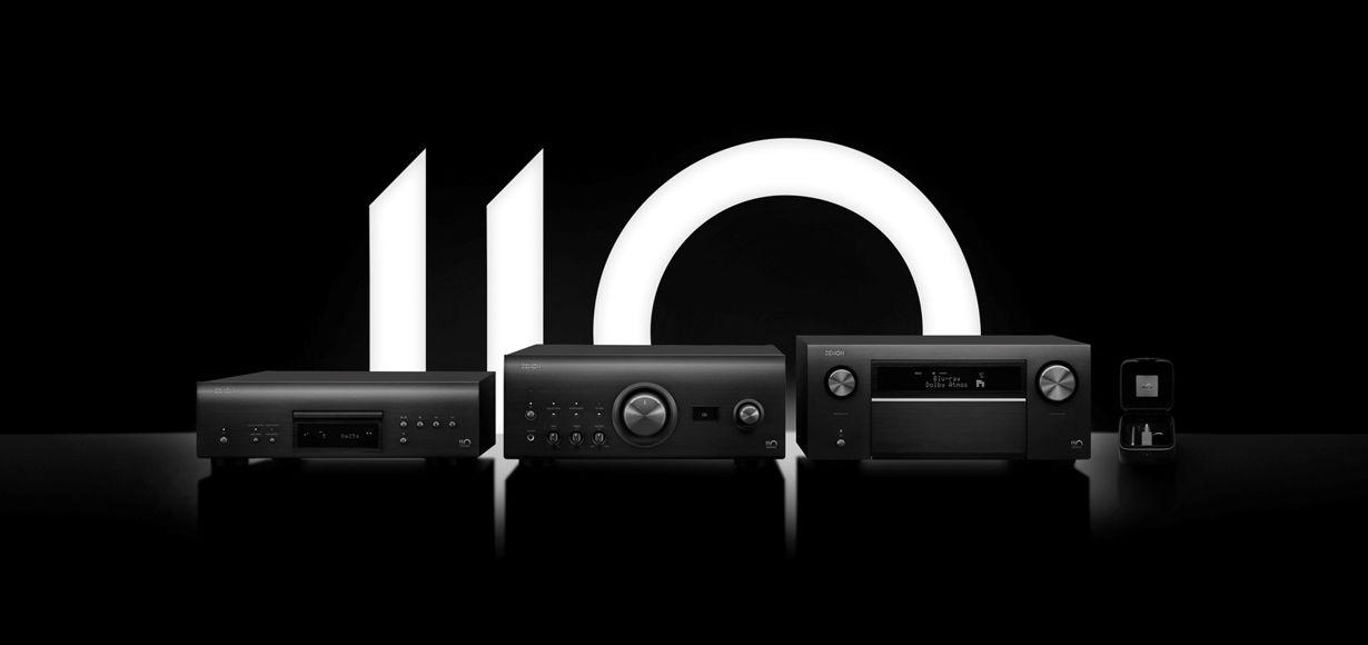 110 Jahre Denon: Die Special Edition SACD-Player DCD-A110