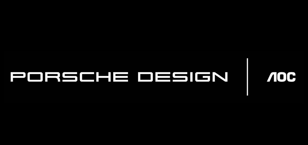 Neu im Spiel: Porsche Design DNA trifft auf AOC Display-Technologie