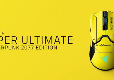 RAZER VIPER ULTIMATE CYBERPUNK 2077 EDITION - ein Muss für Gamer