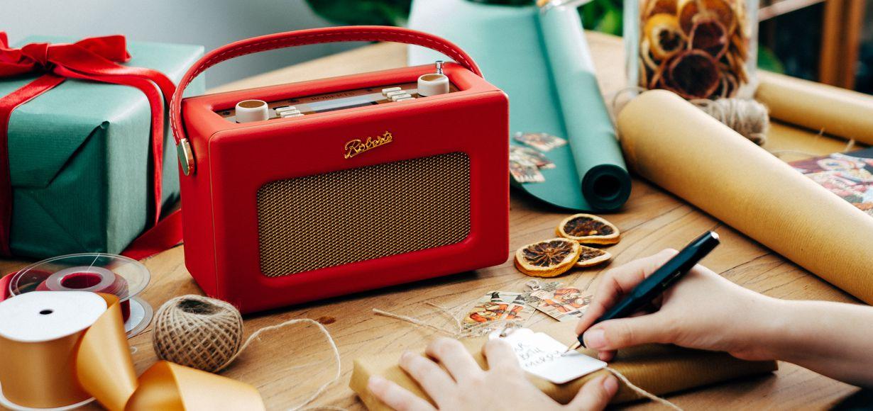 Roberts Radio – Königlicher Musikgenuss zu Weihnachten