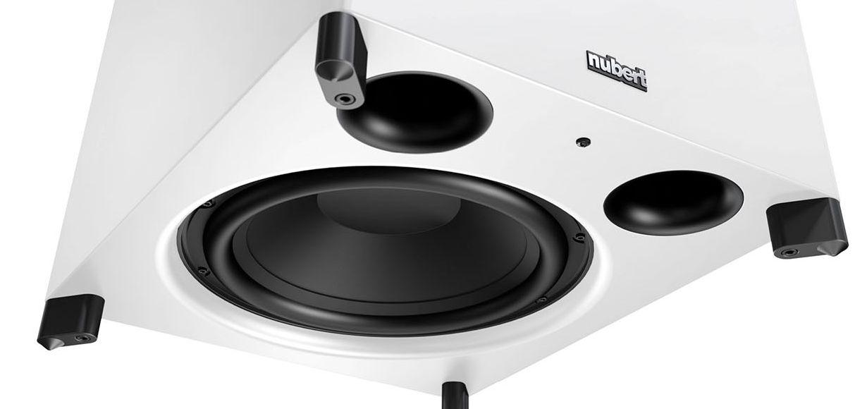 Nubert macht Druck - der neue nuSub XW-1200 rundet die Serie nach oben ab