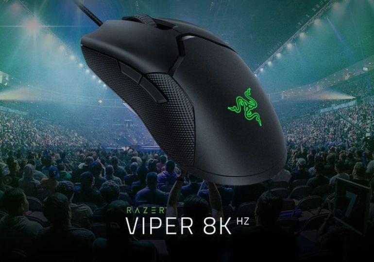 Neue Razer HyperPolling-Technologie debütiert in der weltweit schnellsten Gaming-Maus