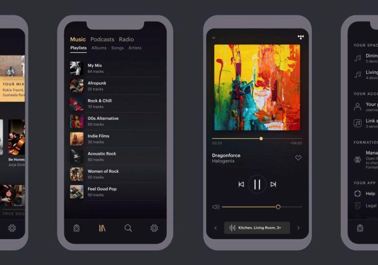 Upgrade für Bowers & Wilkins Formation: Neue Music App bietet viel mehr Flexibilität