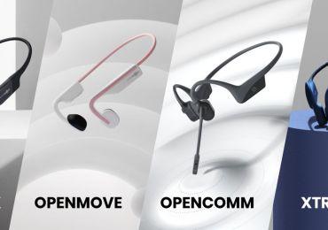 AfterShokz – innovative Bone-Conduction-Kopfhörer für Sport und Homeoffice