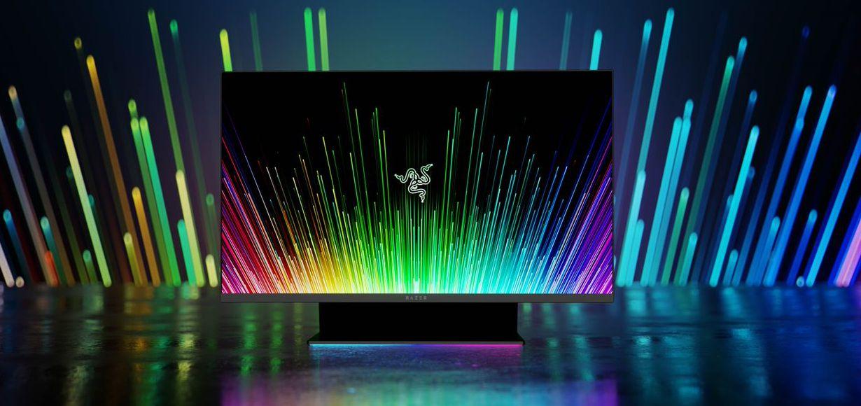 Razer kündigt neuen Raptor 27 an - weltweit erster THX-zertifizierter PC-Monitor