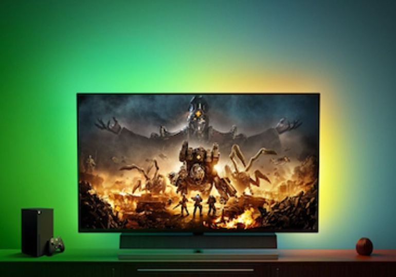 "Philips Momentum - der weltweit erste ""Designed for Xbox""-Gaming-Monitor"