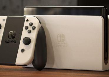 Neue Nintendo Switch OLED offenbar ohne 4K
