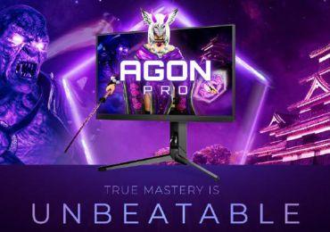 AGON PRO AG254FG mit 360 Hz und Nvidia Reflex