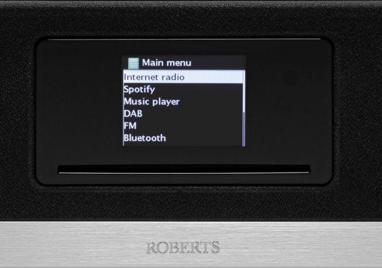 ROBERTS Stream 67 – bester Sound mit schwarzem Finish