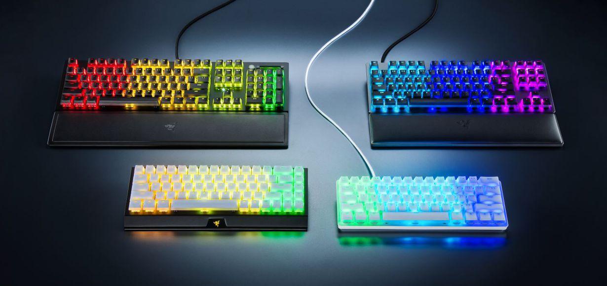 Neue Upgrade-Sets: Razer bringt Tastaturen auf ein neues Level