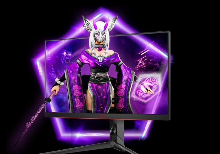 AGON PRO eSports-Monitore mit HDR, HDMI 2.1 und 1 ms GtG: Alles für ein legendäres Gameplay