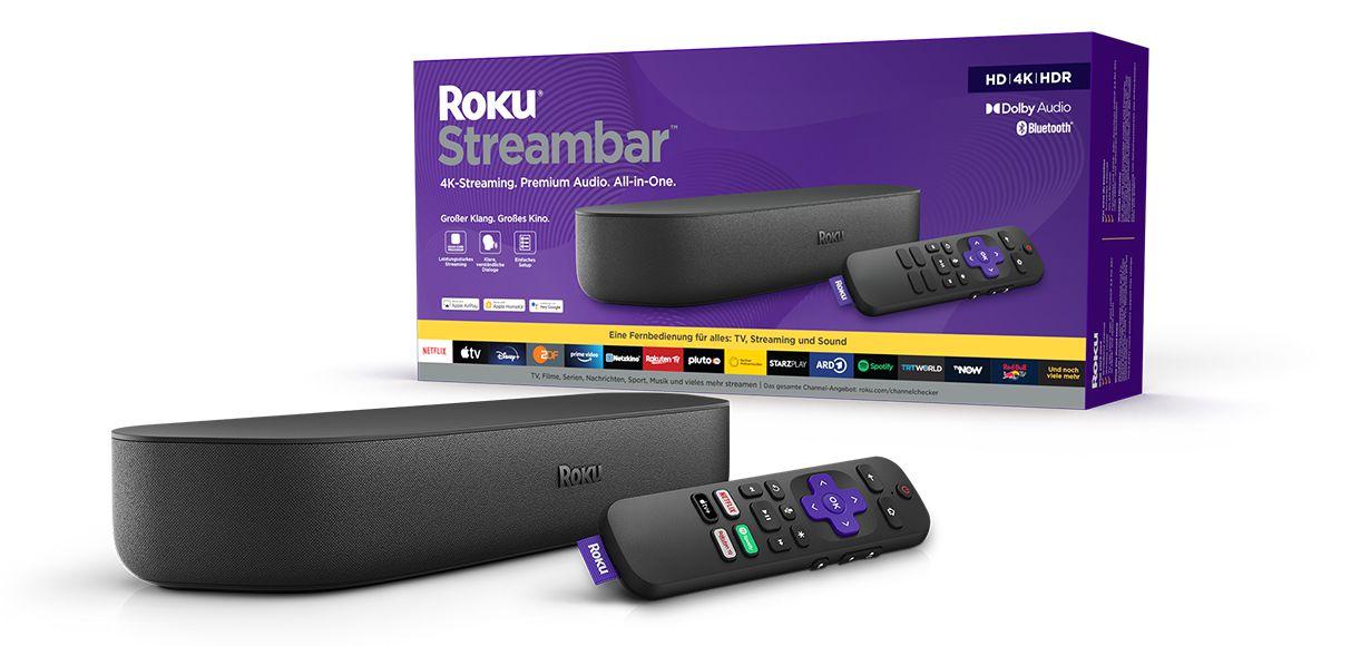 Roku präsentiert Streaming Player Line-Up für Deutschland ab 29,99 Euro
