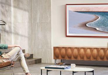 The Frame bringt Kunstwerke aus dem Louvre ins Wohnzimmer