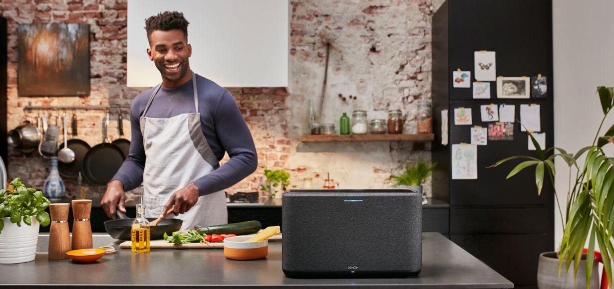 Denon Home Wireless-Lautsprecher jetzt mit integrierter Alexa-Funktion und 5.1-Kanal-Surround-Sound