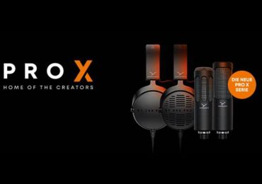 Die neue beyerdynamic PRO X Serie für Creator