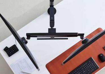 Höchster Komfort mit ein oder zwei Bildschirmen: Ergo-Monitore der zweiten Generation