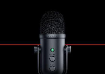 Razer veröffentlicht neue Mikrofone für professionelle Streamer und Einsteiger