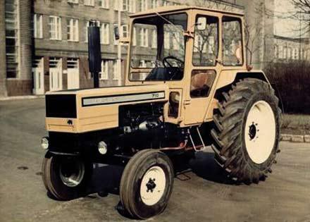 ponadczasowy design przystępna cena najniższa cena Traktory w Polsce – Polski Przemysł Ciężki. Wysokoprężne ...