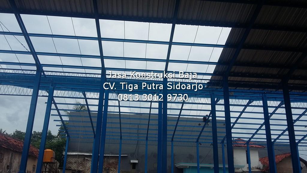 Jasa Konstruksi Atap dan Struktur Rangka Baja Ringan | H. YAYAR FUAD 0813 3012 9730