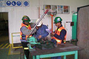 Keamanan Kebersihan Konsultan Industri Mengurangi Kebisingan
