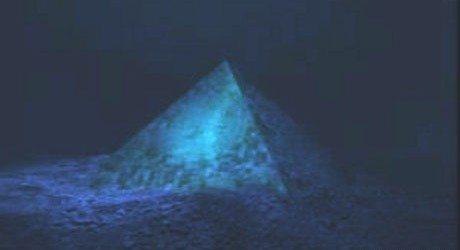 piramid segitiga bermuda tempat dajjal