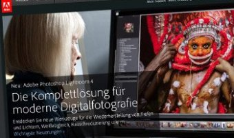 Lightroom 4 ab sofort im Handel!