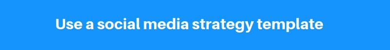 Social media strategy template - Kontentino Blog
