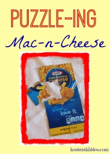 Puzzle-ing Mac-n-Cheese