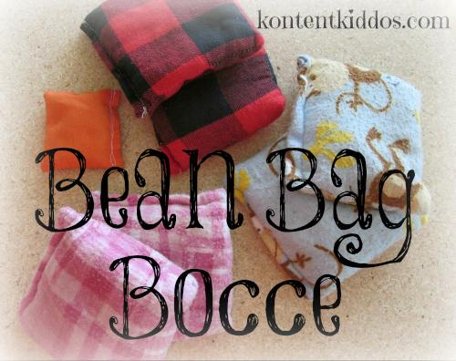 Bean Bag Bocce