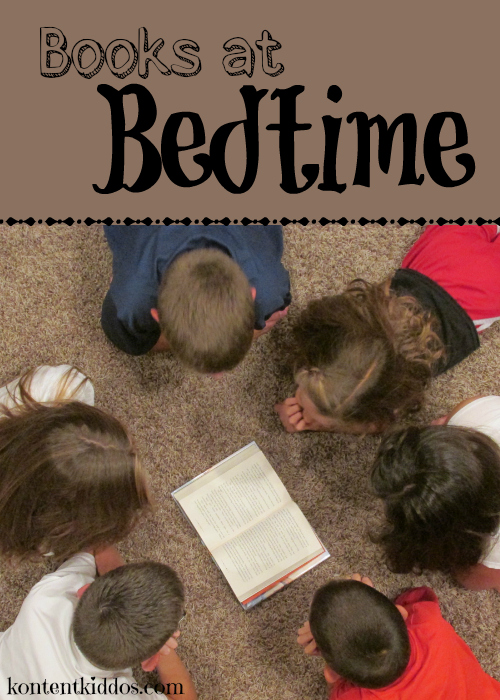 Books at Bedtime