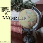 Traveling the World at Home