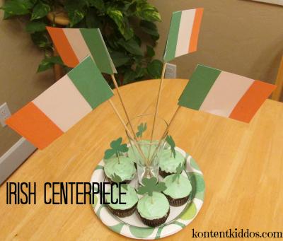 Irish centerpiece