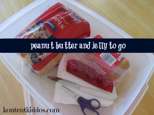pb and j to go