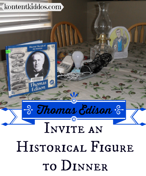 invite historical figure to dinner