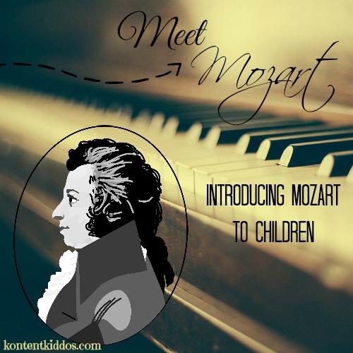 Meet Mozart--a fun way to introduce Mozart to children
