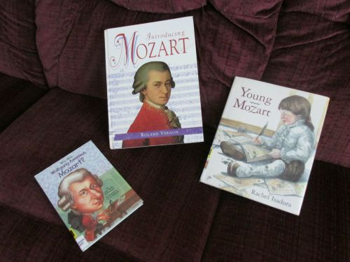 Mozart Books