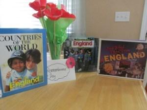England Books