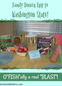 Family Dinner Trip to Washington State!