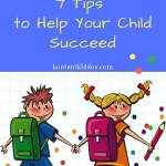 Seven Tips to Help Your Child Succeed in Public School