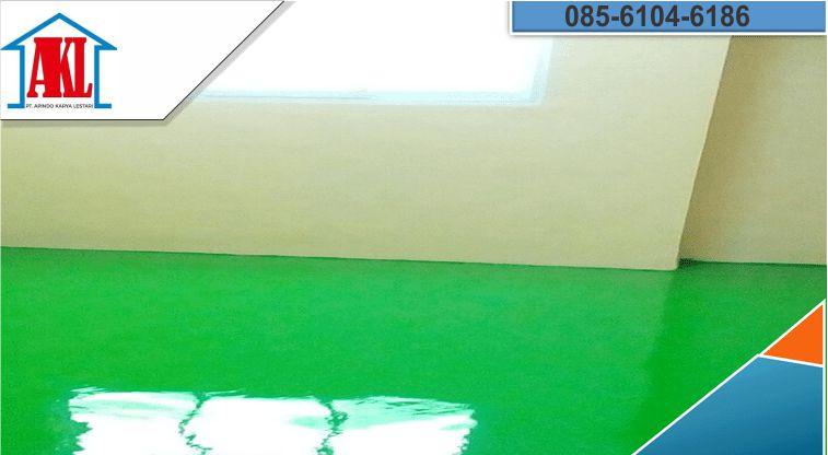 jasa epoxy lantai bergaransi