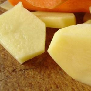 Aardappelschijfjes – 500 gram
