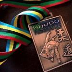 NI Open Bronze medal